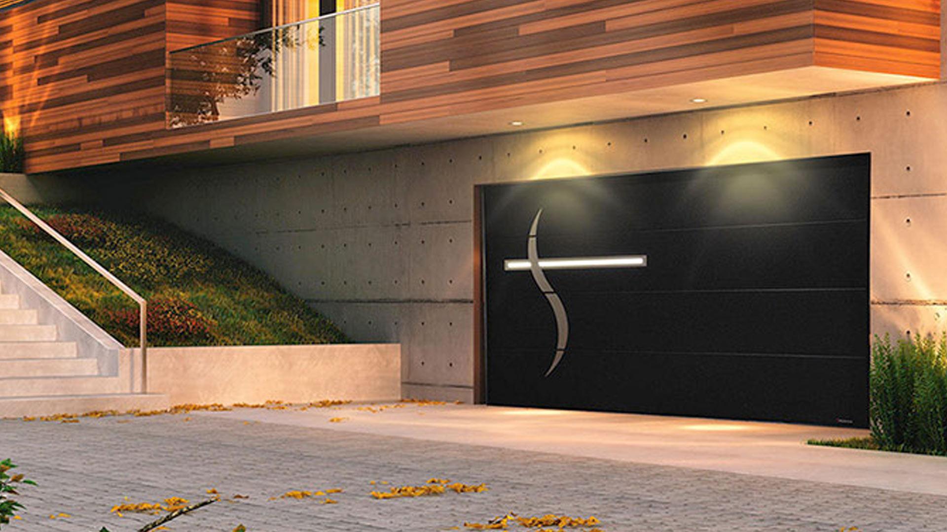 Accueil magazine les ateliers du bois for Porte de garage aludoor