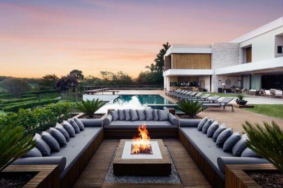 Terrasse ultra design en bois