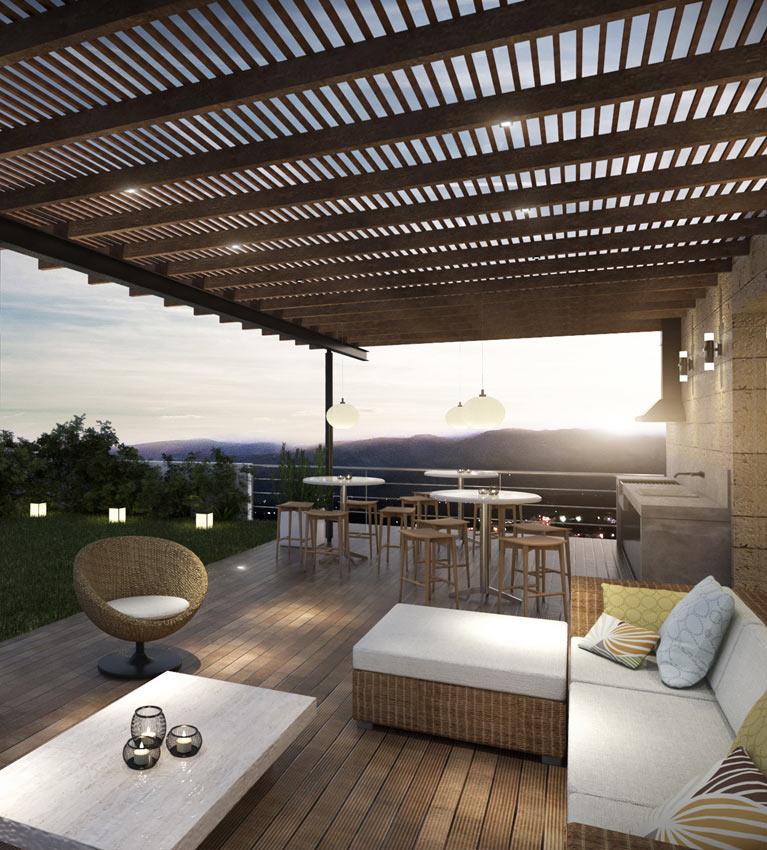 terrasse-bois-design - Magazine les Ateliers du Bois